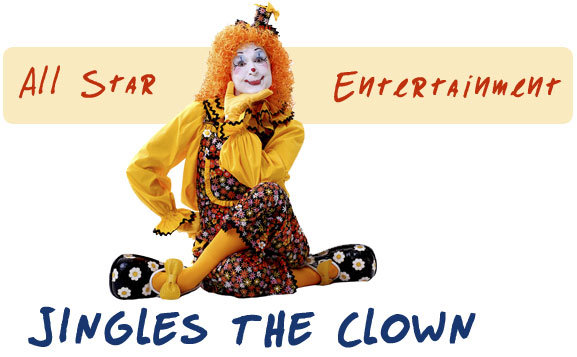 Jingles the Clown - All Star Entertainment.